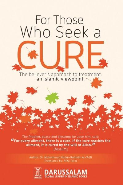 For Those who Seek Cure