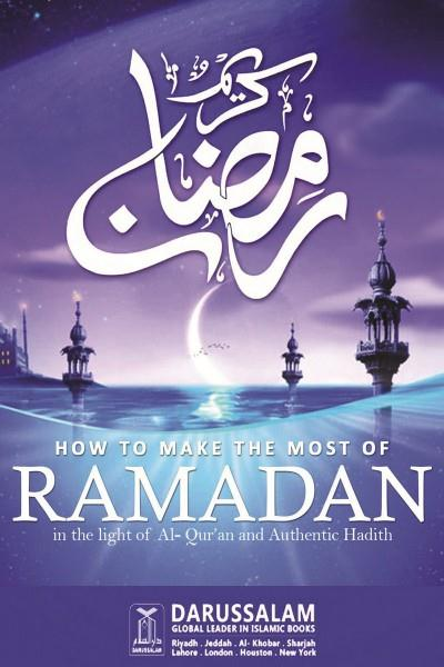 How to Make the Most of Ramadan